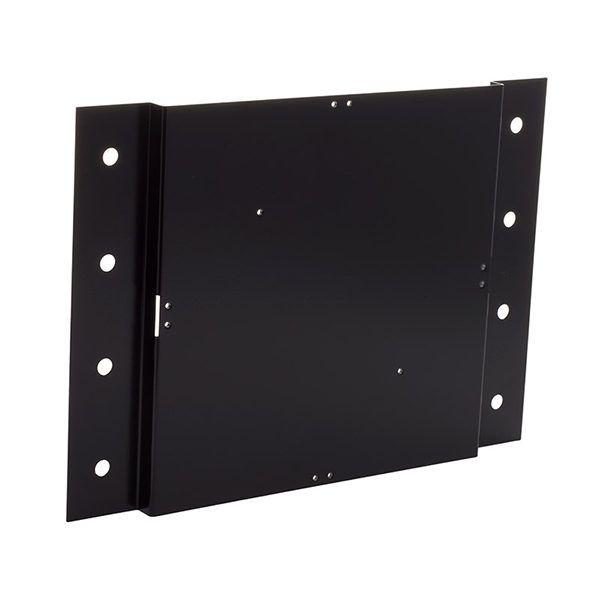 Płyta montażowa do luster, wzór otworu dla 1 lub 4 pryzmatów (Nr: 5000-006)