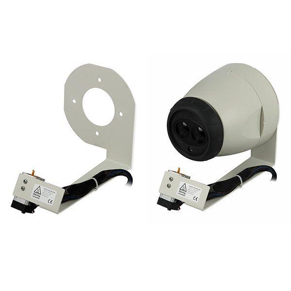 Wspornik nagrzewnicy głowicy detektora do FIRERAY 5000 (Nr: 5000-204)